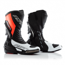 RST Tractech Evo 3 Boots Flo Red CE
